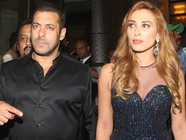 salman khan and iulia