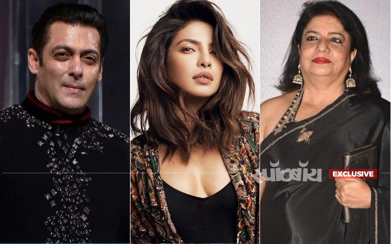 क्या सलमान खान और प्रियंका के बीच नहीं है कुछ ठीक? मधु चोपड़ा को देख दबंग ने ऐसे किया रियेक्ट