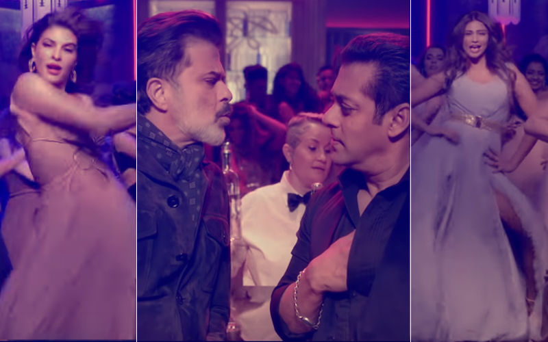 Party Chale On, Race 3: Salman, Anil, Jacqueline & Daisy Will Force You To Put On Your Dancing Shoes!