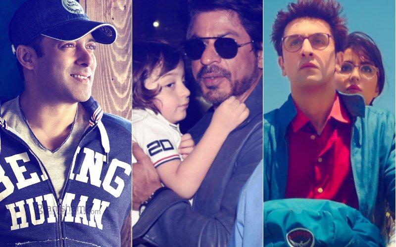 Shah Rukh Khan Ill Celebrate Eid With Salman Take AbRam To Watch Jagga Jasoos