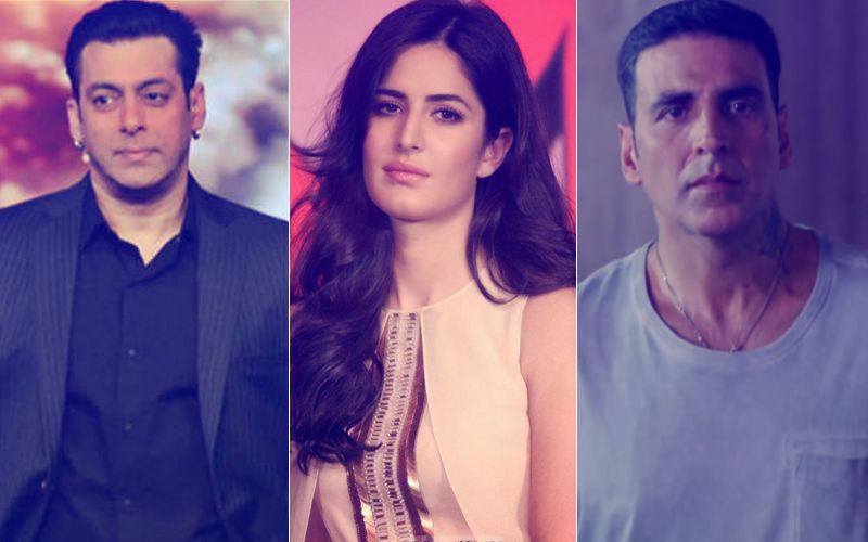 Legal Trouble: Salman Khan, Katrina Kaif, Akshay Kumar Sued For $1 Million