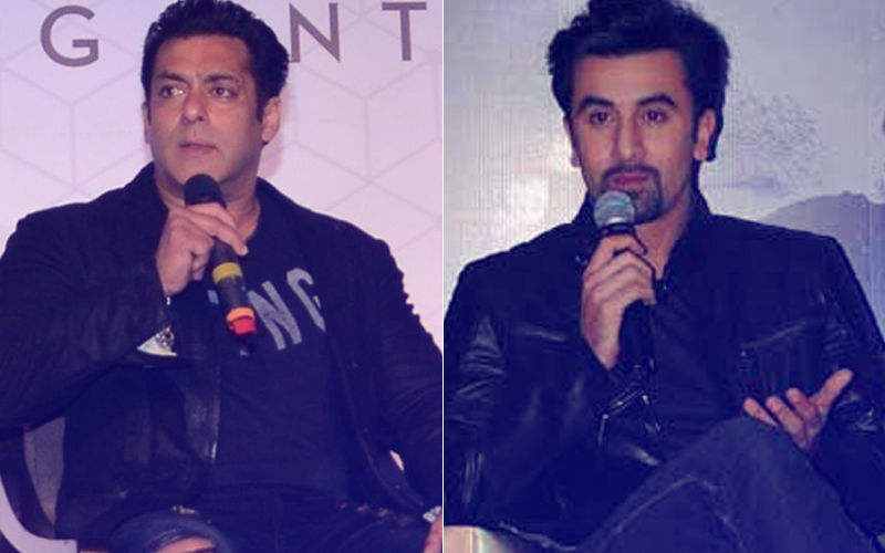 Salman Khan: Sanjay Dutt Should Have Played Himself In Sanju; Ranbir Kapoor Replies...