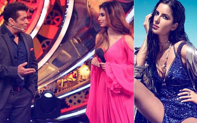 Bigg Boss 11: Mouni Roy Asks Salman Khan To Choose Between Katrina Kaif & Her