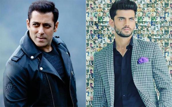 Salman Khan And Zaheer Ratansi