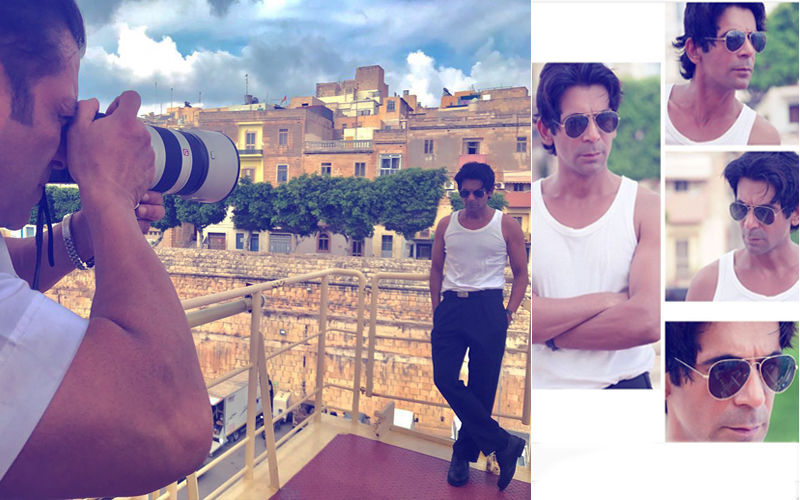 Remember How Salman Khan Turned Photographer For Sunil Grover? Here's The Final Product