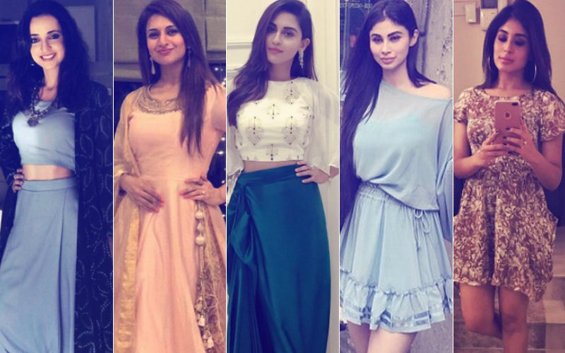 BEST DRESSED & WORST DRESSED Of The Week: Sanaya Irani, Divyanka Tripathi, Krystle D'souza, Mouni Roy Or Kritika Kamra?