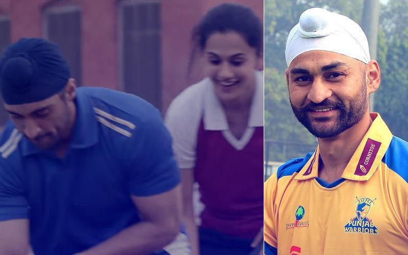 'सूरमा' की रिलीज से पहले संदीप सिंह ने 12 साल बाद किया अस्पताल का दौरा!