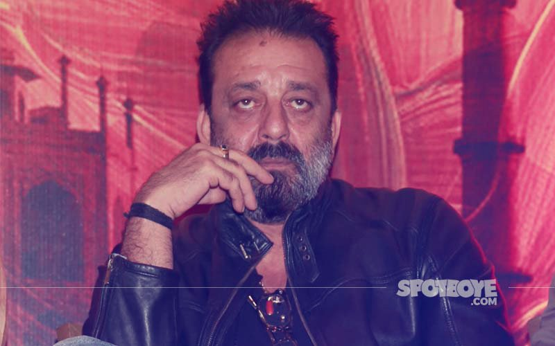 Sanjay Dutt Loses Cool During A Media Interaction. Guess Why?