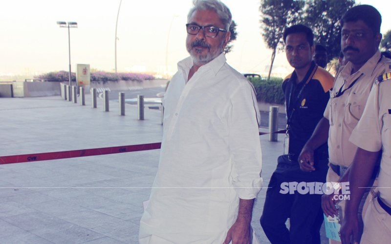 PADMAVATI CONTROVERSY: Sanjay Leela Bhansali Heads To Delhi For Parliamentary Committee Meeting
