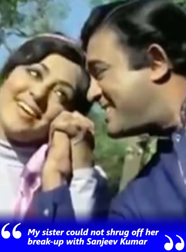 sanjeev kumar and hema