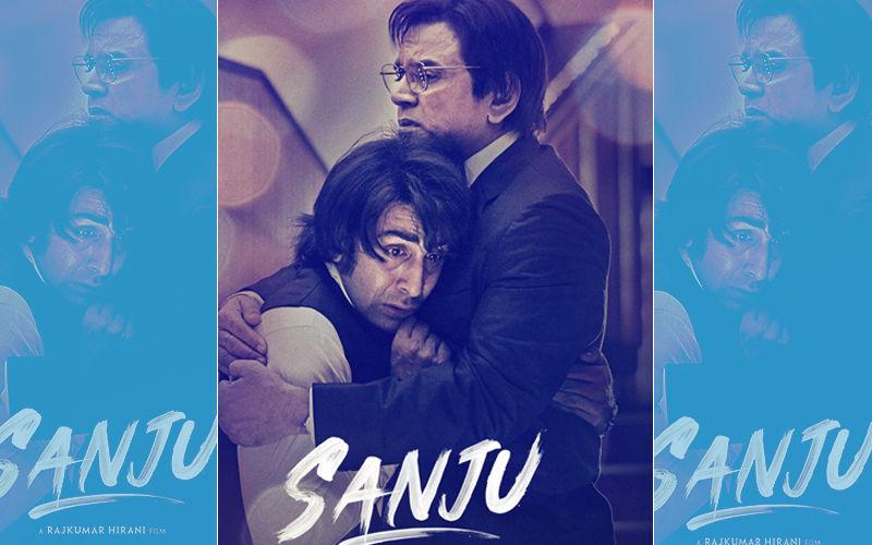 फिल्म संजू का नया पोस्टर आया सामने, डरे हुए बेटे को संभालते पिता के रूप में दिखे परेश रावल