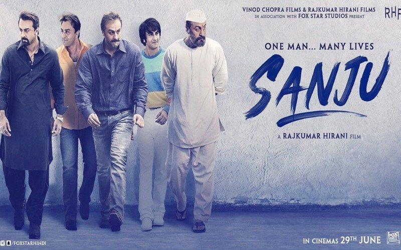 इंतज़ार हुआ ख़त्म, संजय दत्त की बायोपिक 'संजू' का टीज़र हुआ रिलीज़... नहीं पहचान पाएंगे रणबीर कपूर को