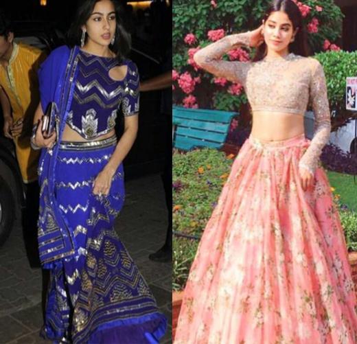 sara ali khan vs jhanvi kapoor