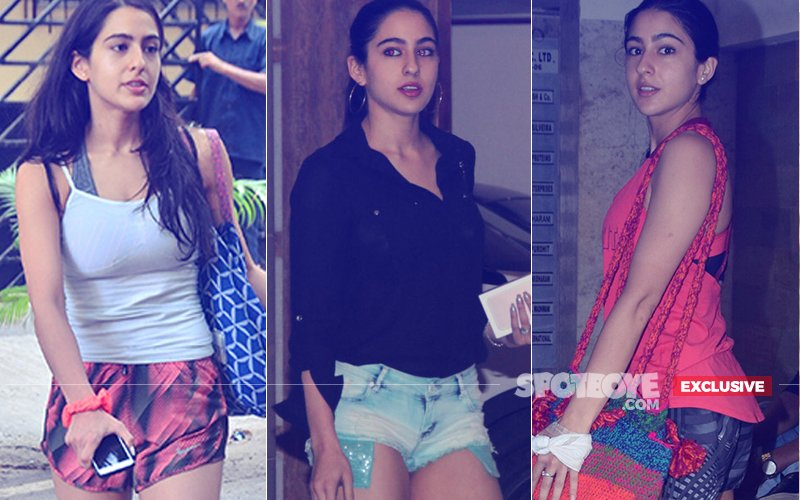 CEASEFIRE? Sara Ali Khan's 1st Bollywood Splash SAVED In The Nick Of Time?