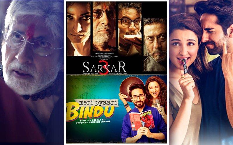 First Day First Show: Sarkar 3 Registers A Lower Figure Than Meri Pyaari  Bindu At The Box-Office