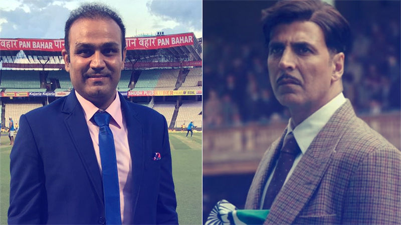 "Virender Sehwag Lauds Akshay Kumar's Sports Drama, Says, ""He's Sold On Gold"""