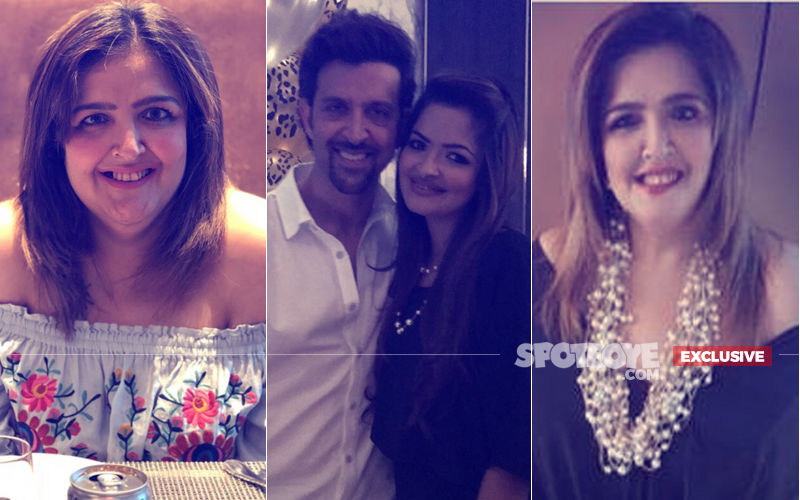 Hrithik Roshan's Sister Sunaina Opens Up On Her Cancer, Kidney Damage & Obesity