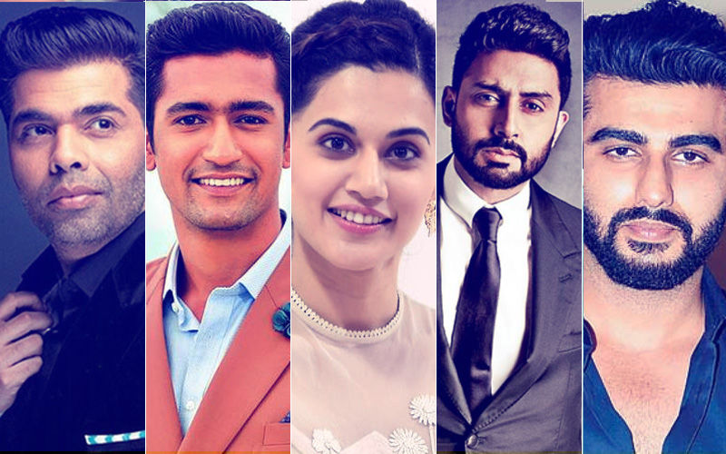 Homosexuality Decriminalised, Section 377 Scrapped: Arjun Kapoor, Karan Johar, Taapsee Pannu, Abhishek Bachchan, Vicky Kaushal Laud The Judgment