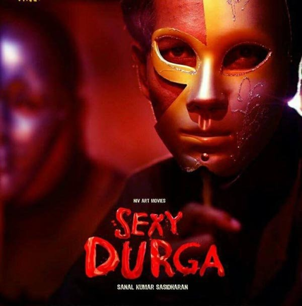 sexy durga movie poster