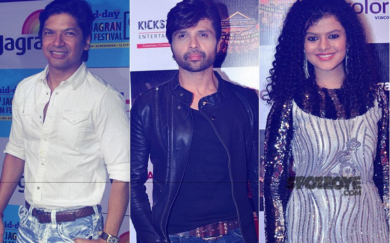 Shaan, Himesh Reshammiya, Palak Muchhal & Papon To Judge The Voice India Kids 2