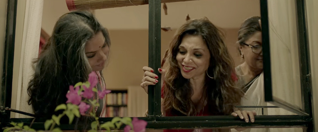 shabana azmi lillete dubey in sonata movie