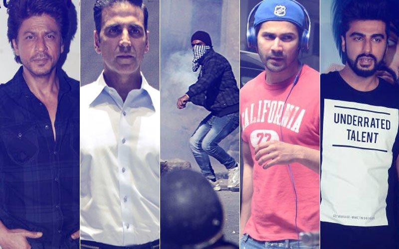 Amarnath Yatra Attack: Shah Rukh Khan, Akshay Kumar, Varun Dhawan, Arjun Kapoor Strongly Condemn The Ghastly Act
