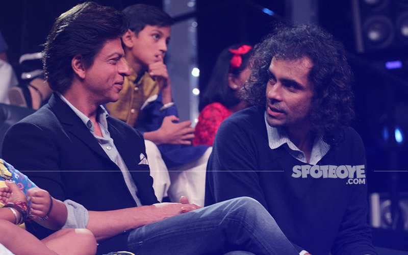 Shah Rukh Khan & Imtiaz Ali Promote Jab Harry Met Sejal On Amul Sa Re Ga Ma Pa Li'l Champs