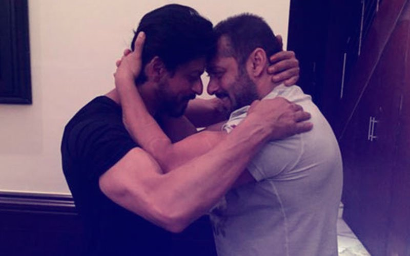 Why Post Salman Khan-Shah Rukh Khan's Special Scene From Tubelight And Spoil The Fun?