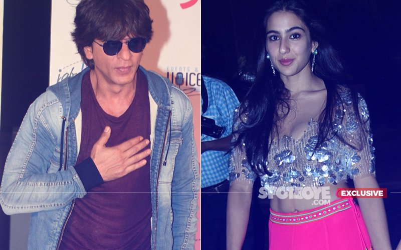 FIGHT Over Shah Rukh Khan Shifts Sara Ali Khan's First Bollywood Splash