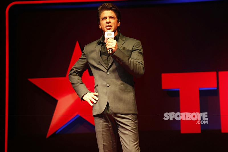 shah rukh khan at ted talks event