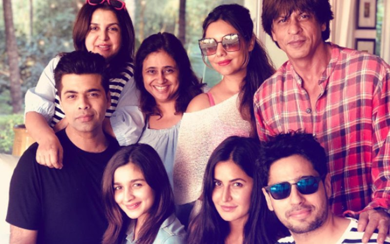 INSIDE PICS From Shah Rukh Khan's Birthday Bash