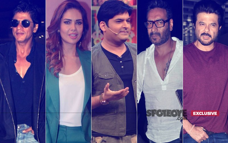 Kapil Sharma Sends SRK, Ileana, Esha, Ajay, Anil BACK HOME. Why Is Sony Turning A BLIND EYE?