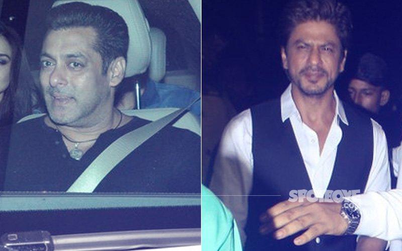 Tubelight Screening: Salman Khan's Performance Makes Shah Rukh Khan Emotional