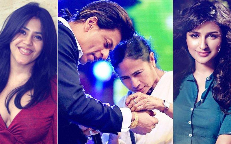 Raksha Bandhan Special: Shah Rukh Khan-Mamata Banerjee's Adorable Rakhi Bond; Ekta Kapoor, Parineeti Chopra Post Wishes On Twitter