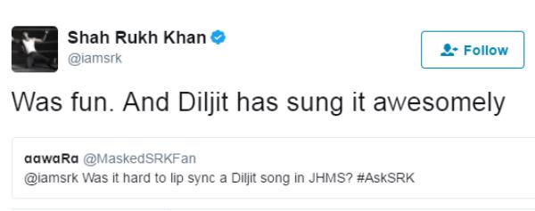 shah rukh khan tweet 4