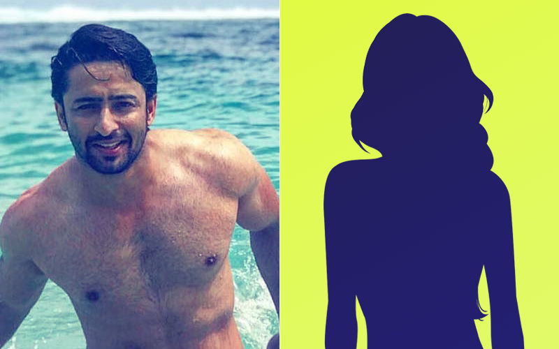 """""""You Look So Pretty That No One Noticed Me"""" – Guess Whom Did Shaheer Sheikh Say This To?"""