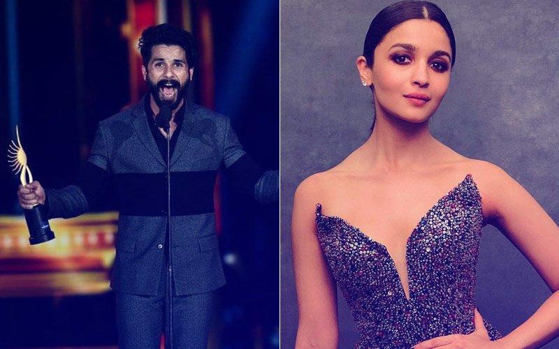 IIFA 2017: Shahid Kapoor Bags Best Actor Trophy, Alia Bhatt Wins Best Actress