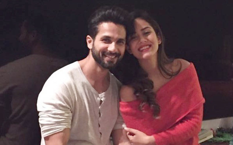 Shahid & Mira's Adorable Boomerang While Waiting For FIFA To Start Is Making Instagram Go Awww