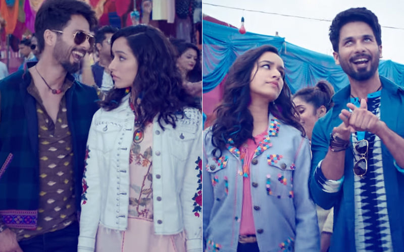 Batti Gul Meter Chalu Song Gold Tamba: Shahid Kapoor And Shraddha Kapoor Get Groovy In The Peppy Track
