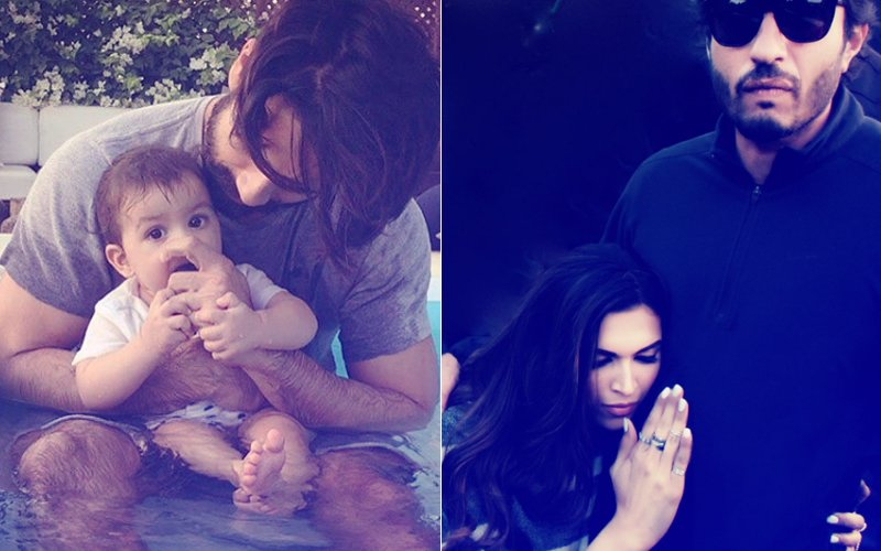 Shahid Kapoor Takes A Dip With Misha, Deepika Padukone's First Picture From The Sets Of Raabta