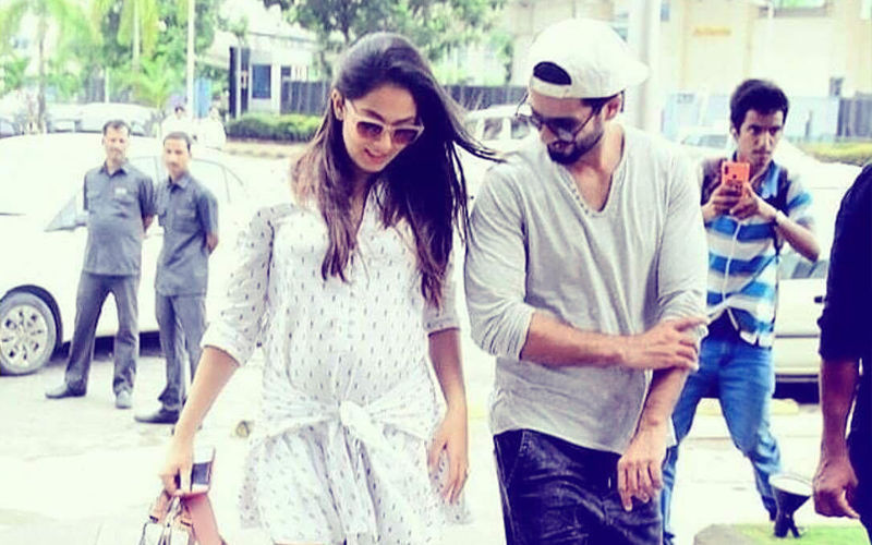 """Pregnant Mira Rajput's Fitting Reply When Asked – """"This Time Boy Or Girl?"""""""