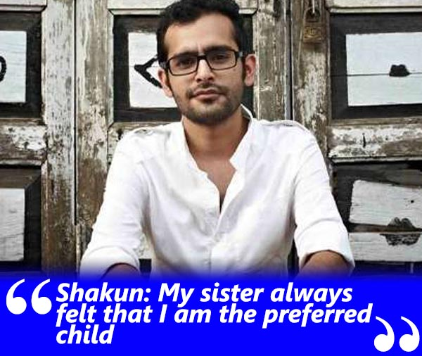 shakun batra spotboye salaam interview khalid mohamed talking about being the preferred child in the family