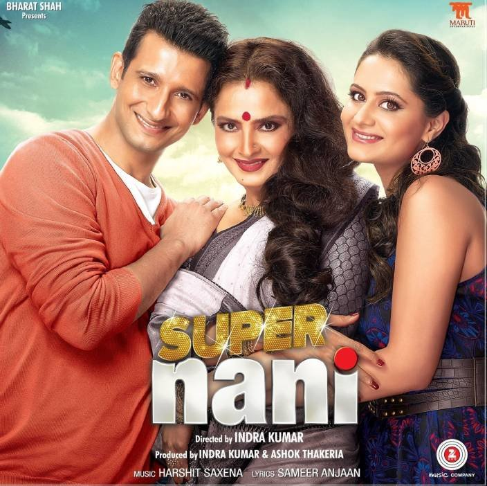sharman joshi rekha and shweta in super nani
