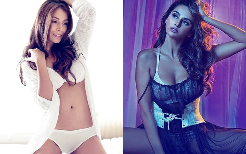 Guess What The Inseparable Monica Dogra & Shibani Dandekar Are Doing Together?