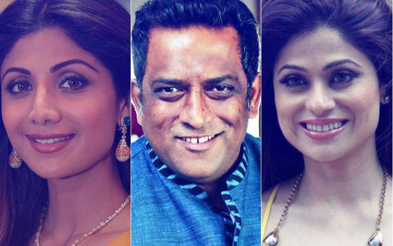 """Shilpa Shetty Is Pregnant,"" Anurag Basu Texts Shamita"