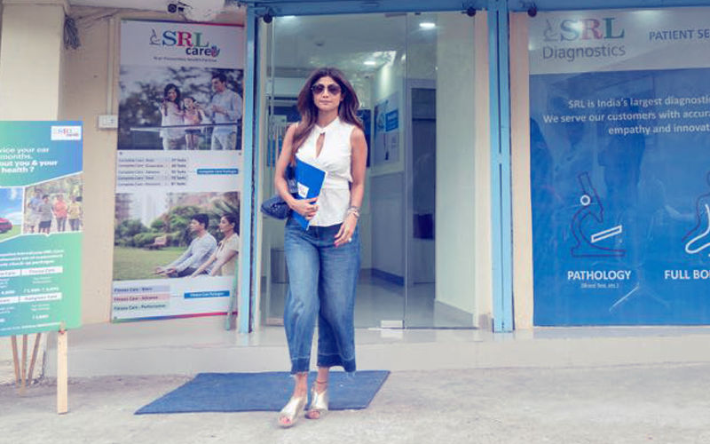 Is Shilpa Shetty Pregnant, Again? Hear It From The Lady Herself