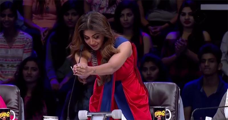 shilpa shetty on super dancer 2