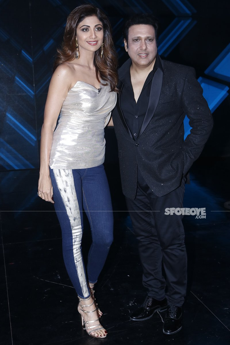 shilpa shetty with govinda