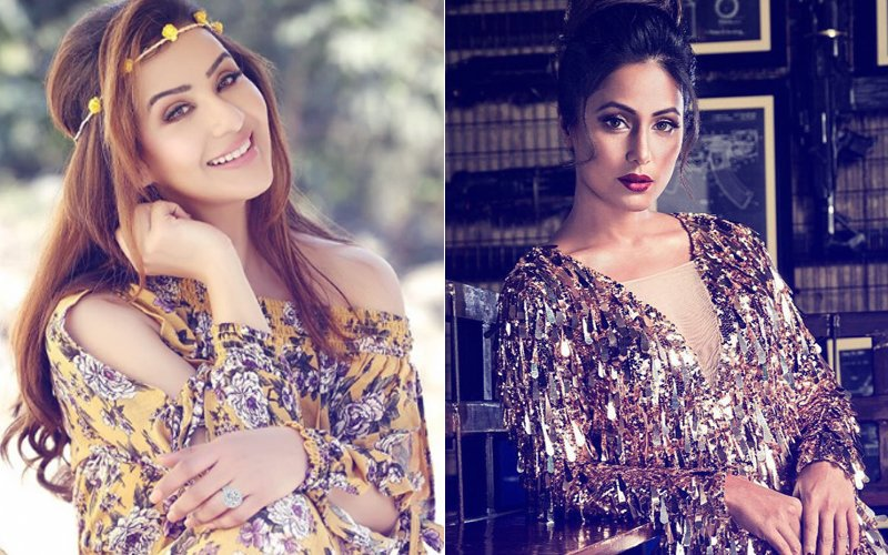 What? Shilpa Shinde Wants To End War With Hina Khan!