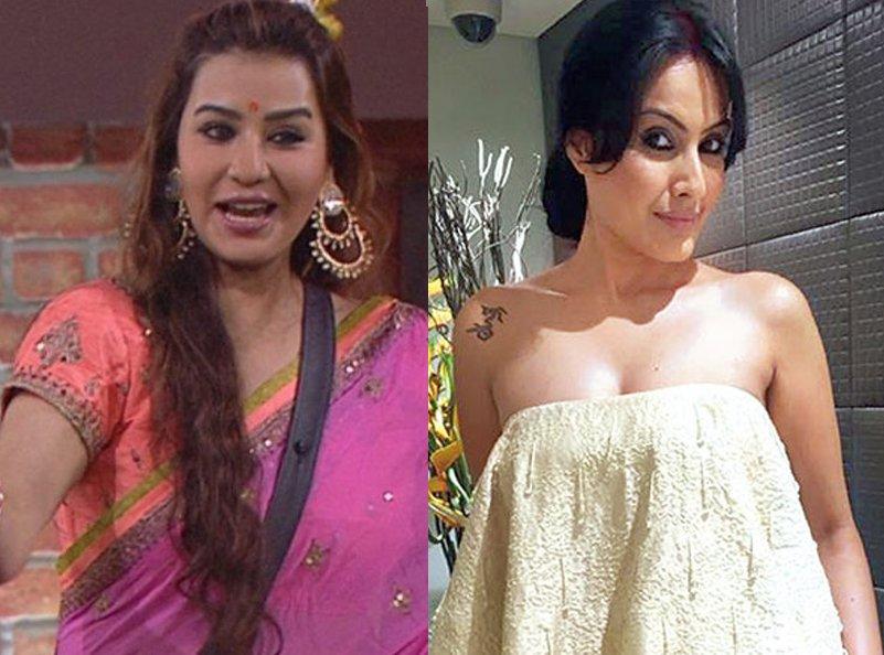 shilpa shinde and kamya punjabi